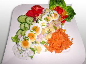 Salat-Teller